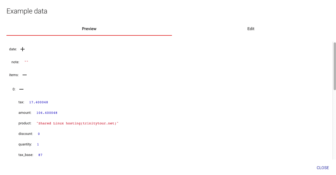 example-data