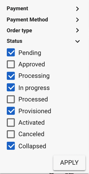 filter-orders-status