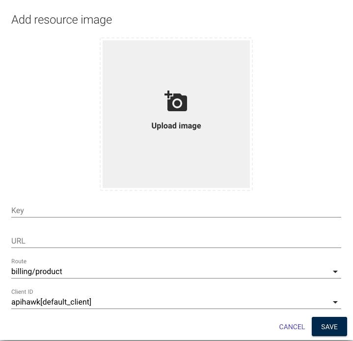 add an image
