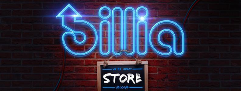 Billia Store is Open