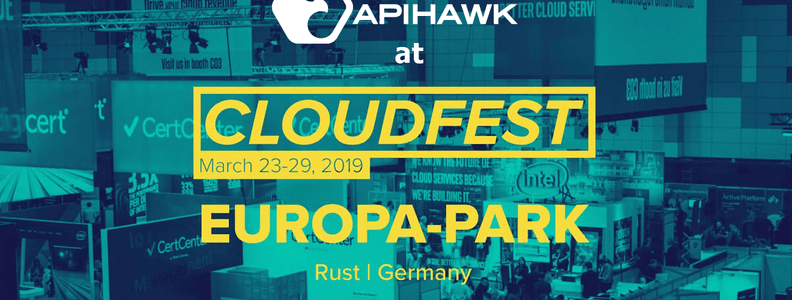 ApiHawk at CloudFest 2019 and the Hosting Talk Global