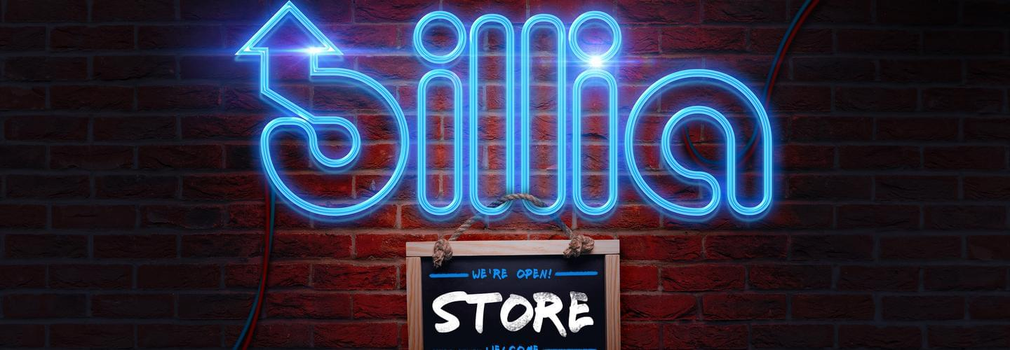Billia Store is Open