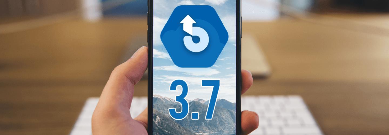 Billia 3.7 - What's new?